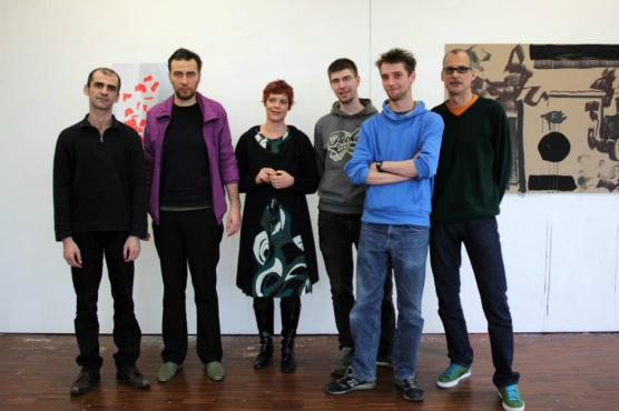 THEBEAUTIFUL FORMULA COLLECTIVE Stefan Schessl, Oleksiy Koval, Veronika Wenger, Pascal Geiger, Daniel Worsch, Kuros Nekouian