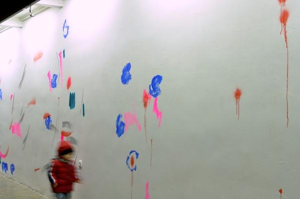 "THE BEAUTIFUL FORMULA COLLECTIVE, ""Stalker"", 2014. Karina Bugayova, Oleksiy Koval, Kuros Nekouian, Stefan Schessl, Veronika Wenger. Photo © Dmytro Goncharenko"