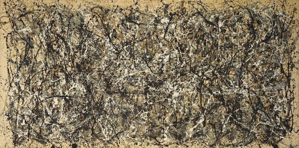 Jackson Pollock, One: Number 31, 1950