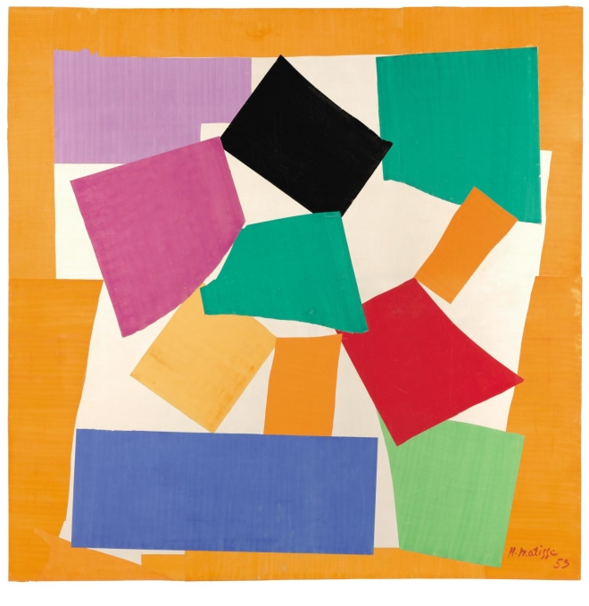 The Snail 1953 Henri Matisse 1869-1954 Purchased with assistance from the Friends of the Tate Gallery 1962 http://www.tate.org.uk/art/work/T00540