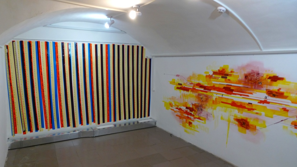 Oleksiy Koval, Daniel Geiger. Museum of Odessa Modern Art. Photo © Daniel Geiger