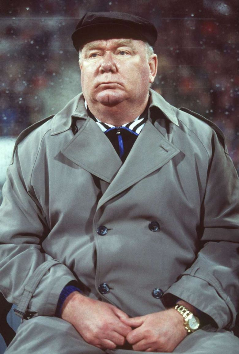 Valeriy Lobanovskiy (1939 - 2002)
