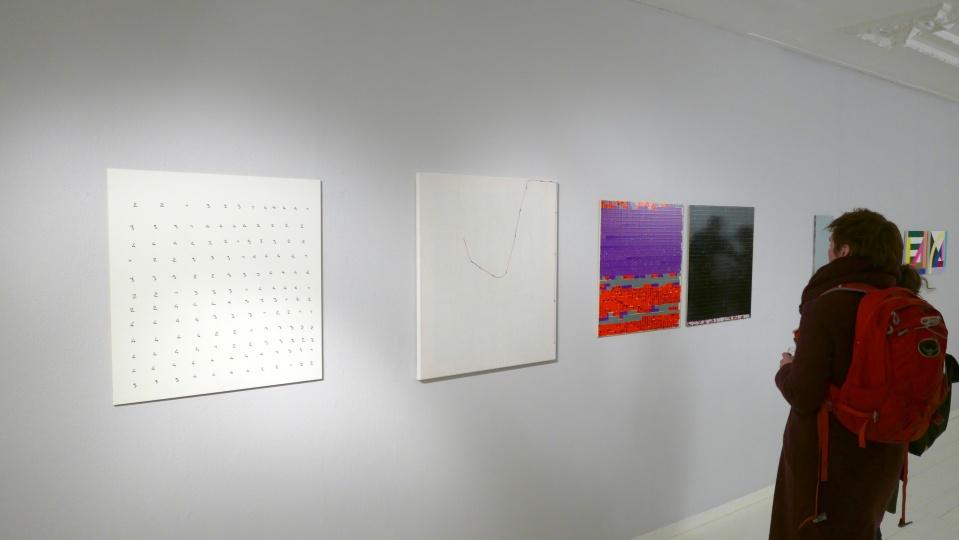 Reutengalerie Amsterdam, 2017. Photo © Rhythm Section