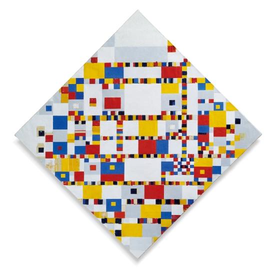 Piet MondrianVictory boogie woogie 2009S0948