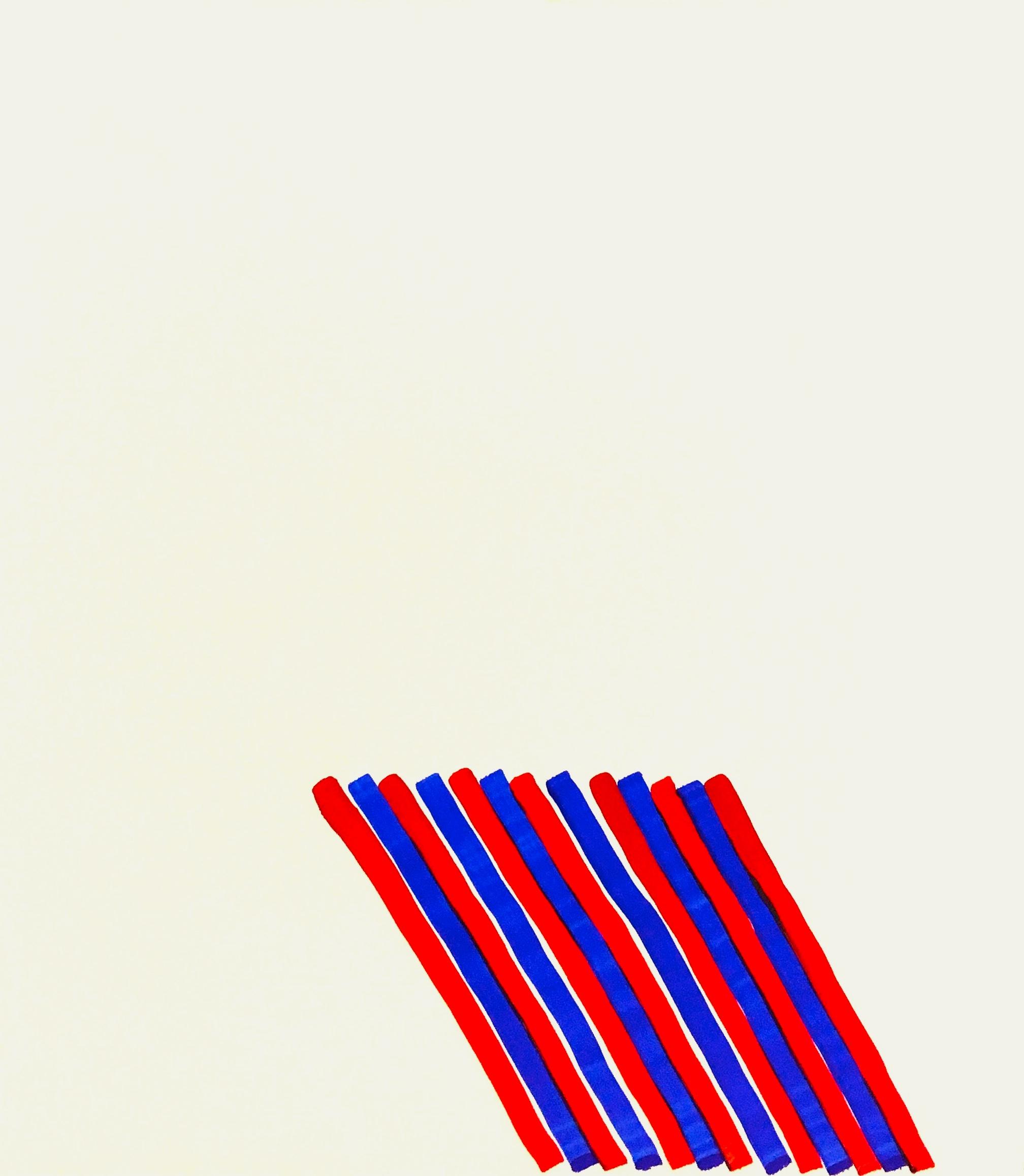Schar RB Oleksiy Koval, 2018 40 x 30 cm, marker on FPY