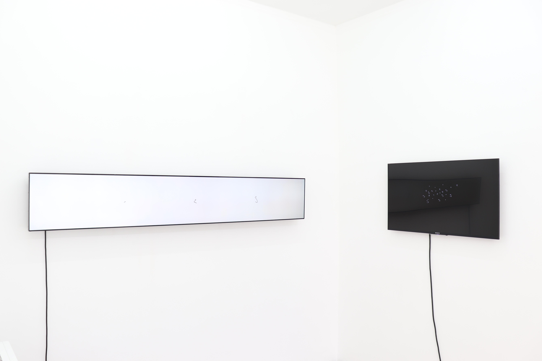 binär Oleksiy Koval, 2018 Karin Wimmer Contemporary Art, Munich