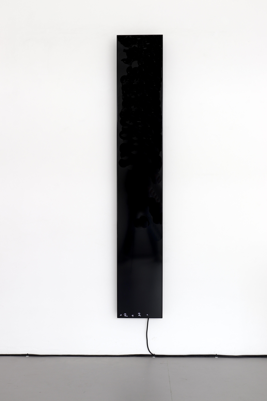 "1, 2, 1, 2, 1 Oleksiy Koval, 2018 UHD,LG 86"" Stretch Karin Wimmer Contemporary Art, Munich"