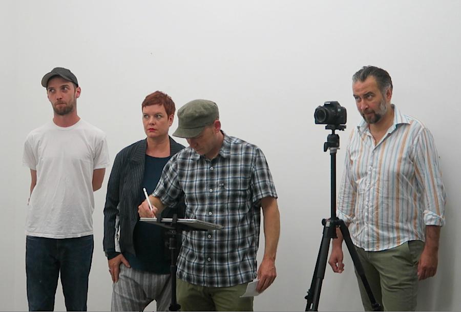 THE BEAUTIFUL FORMULA COLLECTIVE Daniel Geiger, Veronika Wenger, Michael Gene Aichner, Oleksiy Koval