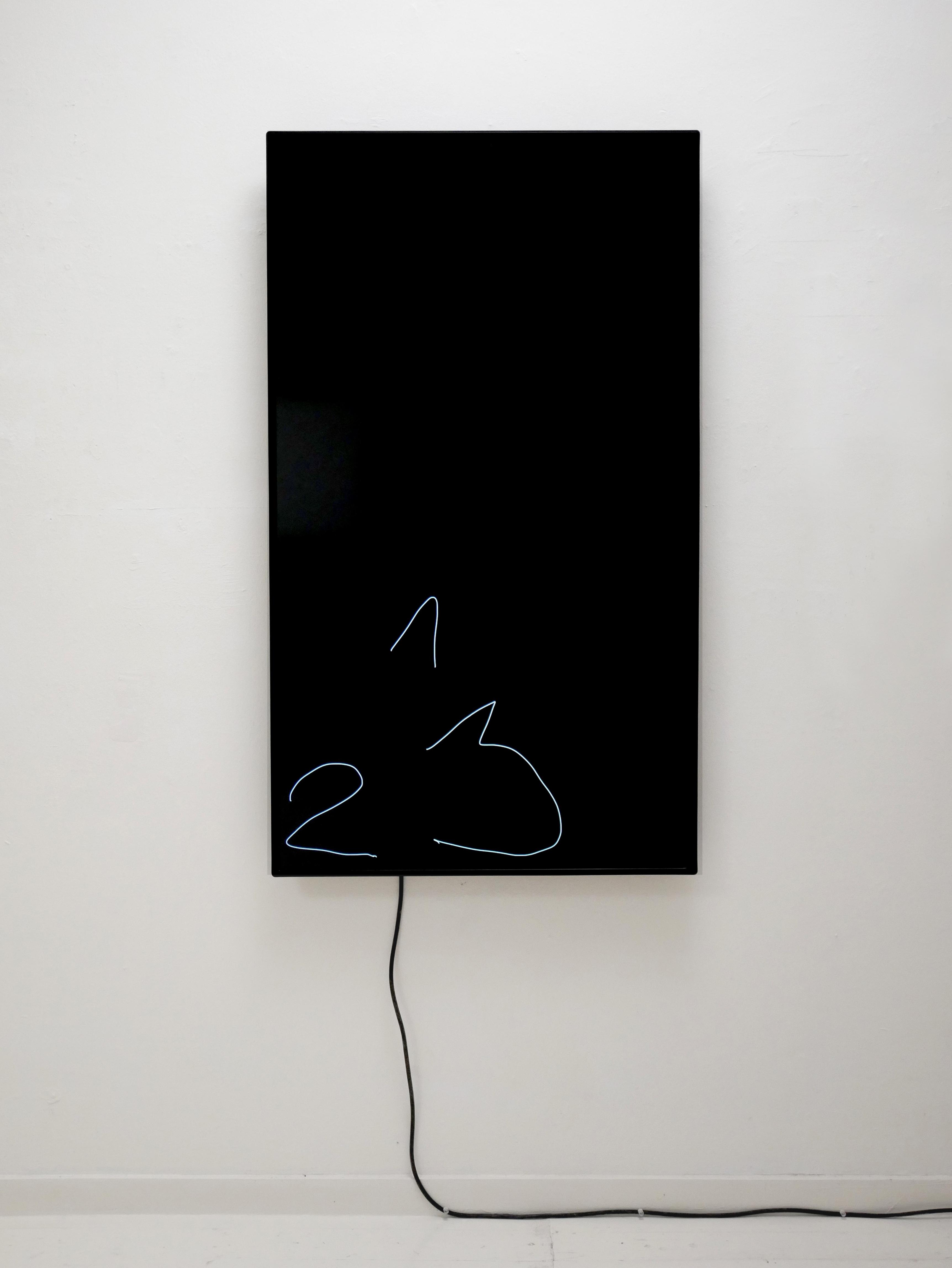 1,2,3 Oleksiy Koval Reutengalerie, Amsterdam