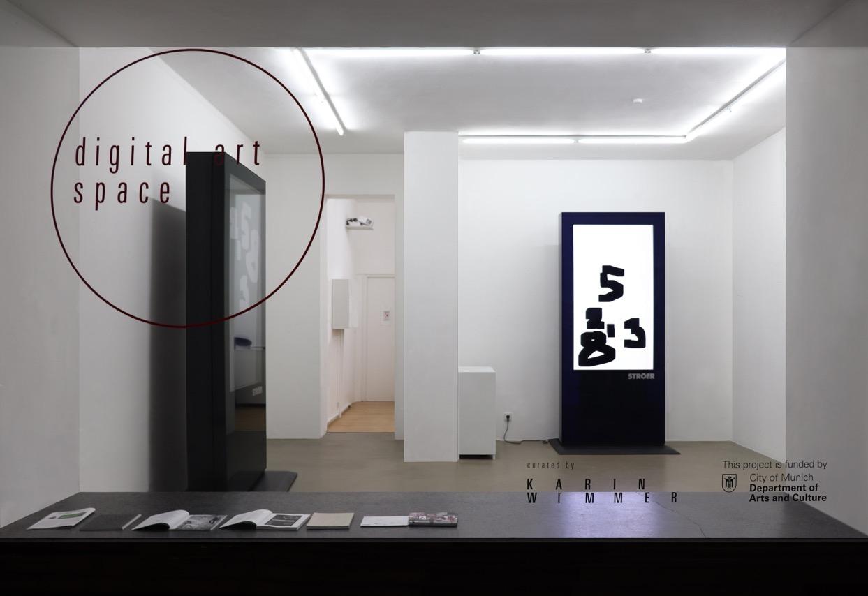Schwarz auf Weiß Oleksiy Koval Digital Art Space Digital painting