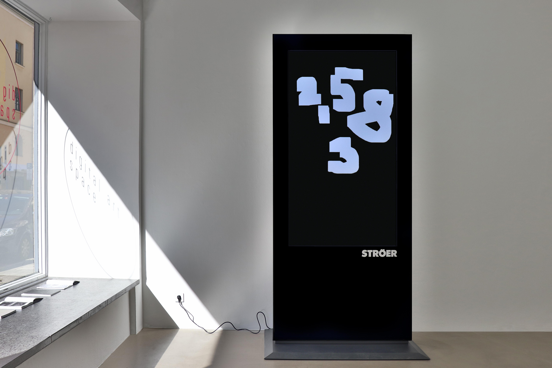 Weiß auf Schwarz Oleksiy Koval Digital Art Space Digital painting